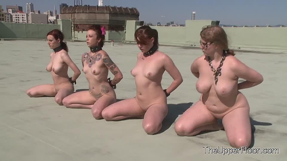 Nackt landfrauen Mollige alte