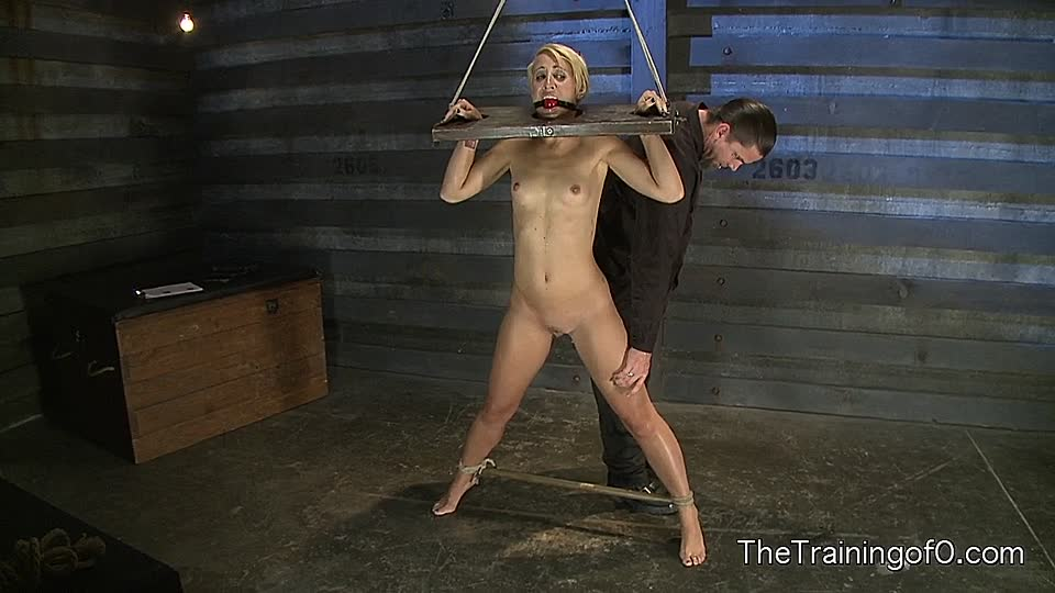 Verlies nackt im Nackte Sub