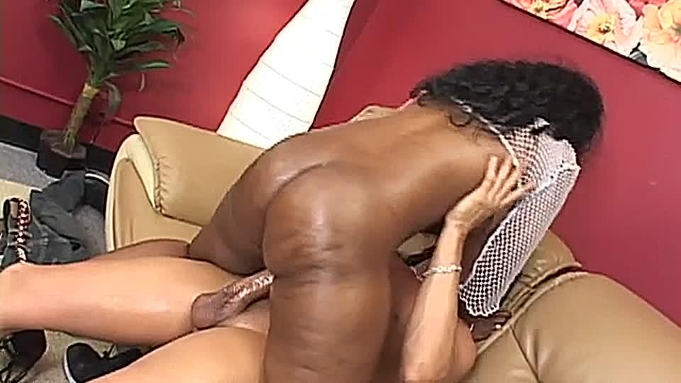 Dicker Arsch schwarze Frau